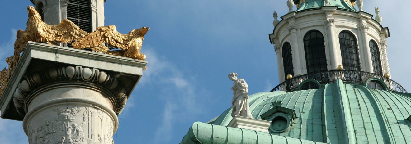Dächer über Wien